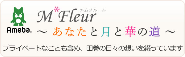M*Fleur ~ あなたと月と華の道 ~